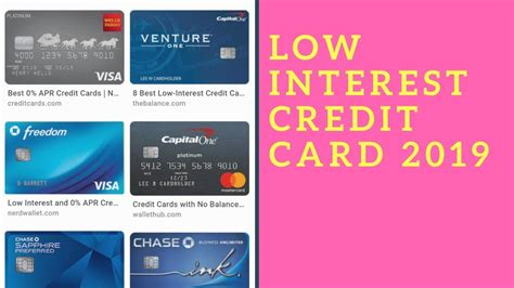 What credit card has the lowest interest rate in canada. Low interest credit card of 2019 - YouTube