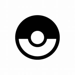 Pokeball Icon - Super Smash Bros Decal Window Sticker