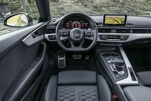 Audi RS5 Coupé 2017, primera prueba - Cosas de Coches