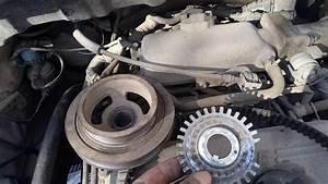 Hyundai Getz 1 2 Replacing The Timing Belt  U0417 U0430 U043c U0435 U043d U0430  U0440 U0435 U043c U043d U044f