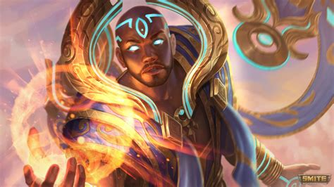 5 Olorun (Smite) HD Wallpapers | Background Images ...