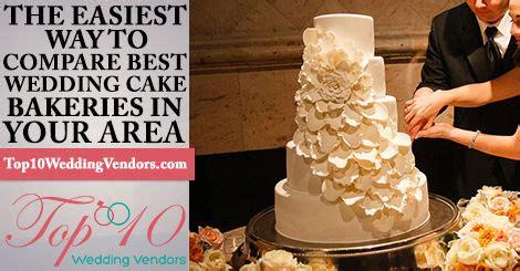 top  wedding cake bakeries  chicago il custom cakes