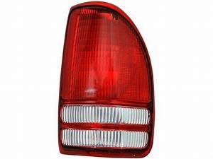 Right Tail Light Assembly For 1997