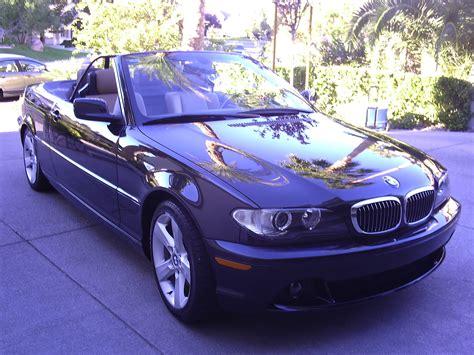 Used Bmw 325i Convertible Las Vegas Black Beauty €� Mycarlady