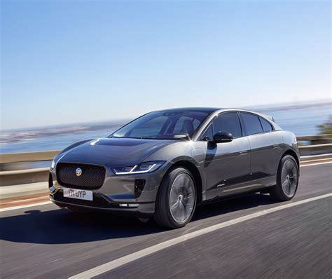 2019 Jaguar I Pace by 2019 Jaguar I Pace