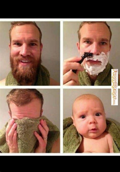 Man Baby Meme - 152 best beard humor images on pinterest beard humor beards and beard quotes