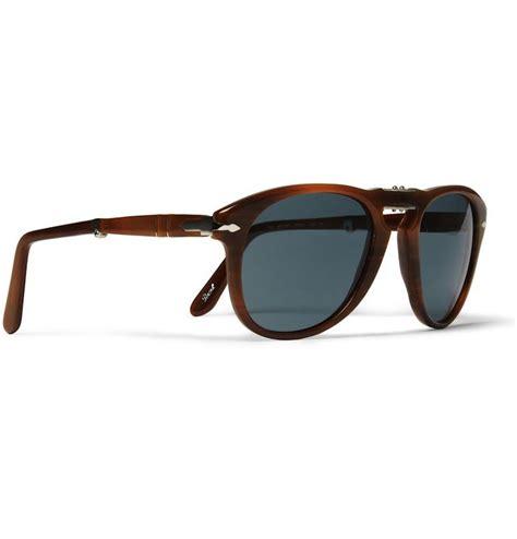prada sonnenbrille männer foldable 714 sunglasses by persol steve mcqueen