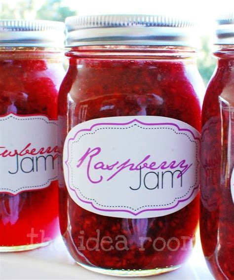 Canning Recipes   The Idea Room