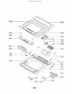 Lg Eam60930601 Filter Assembly