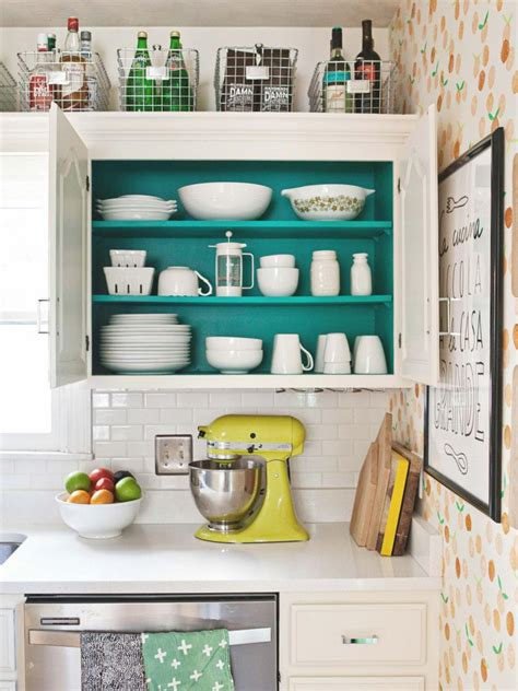 Small Kitchen Cabinets Pictures, Ideas & Tips From Hgtv