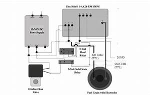 Ignition System Electronic Schematic