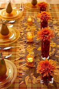 fall table decorations 25 Beautiful Fall Wedding Table Decoration Ideas - Style Motivation