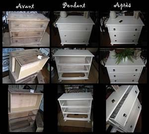 relooking de meuble comment repeindre une commode With repeindre une commode en bois