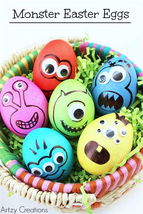 ways  decorate easter eggs nobiggie