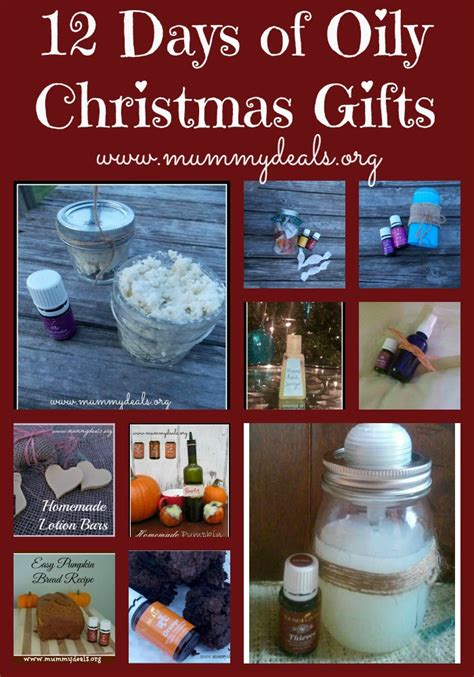 12 days of oily christmas gift ideas crock pot recipes