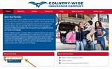 Countrywide Insurance Claims Pictures