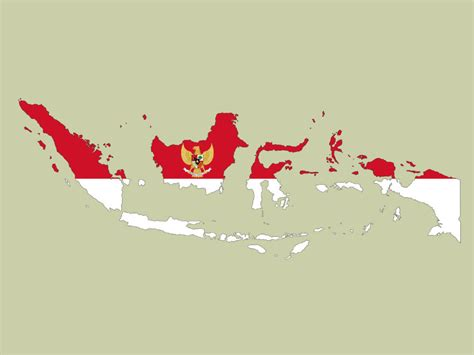 indonesia map backgrounds grey red travel white