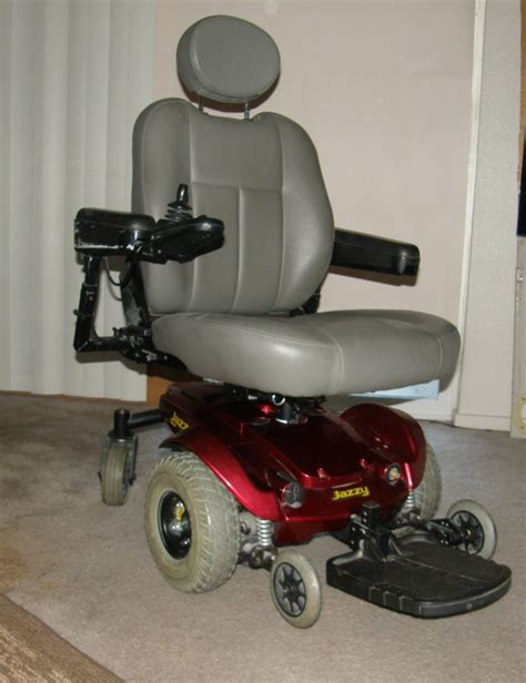 Jazzy Select Power Chairs by Jazzy Select Power Chair Reno 89506 Lemmon Valley 600