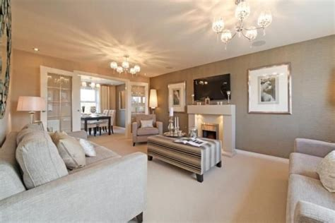 Interior Design Show Homes by Typical Wimpey Home Bedroom Home Living Room