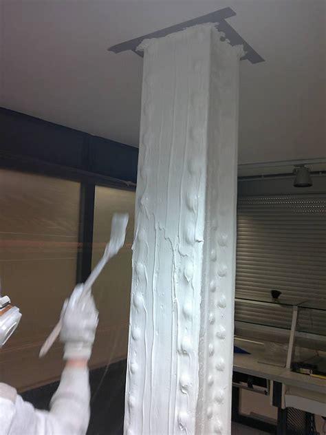 Wasserbasierte Brandschutzbeschichtung Fuer Beton by Brandschutz Durch Schutzanstriche Farbanstriche