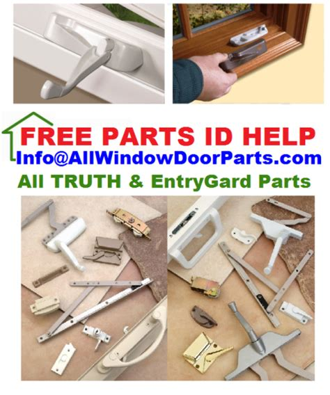 hardware parts entrygard awning window part number rl truth window hardware