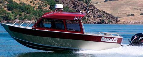 Inboard Aluminum Boats Images
