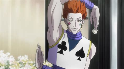 Read more information about the character hisoka morow from hunter x hunter? hunter-x-hunter-hisoka-is-back
