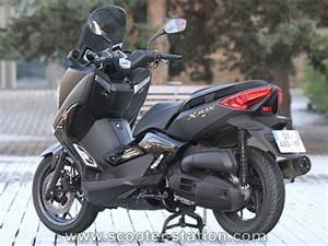 Essai Xmax 300 : essai yamaha x max 125 abs iron max 2016 scooter station ~ Medecine-chirurgie-esthetiques.com Avis de Voitures