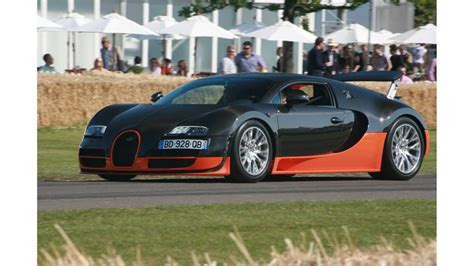 How Many Bugatti Veyron In The World by How Many Bugatti Veyron Sports Were Made