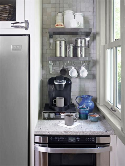 tiny kitchen storage ideas small kitchen storage ideas pictures tips from hgtv hgtv 6261