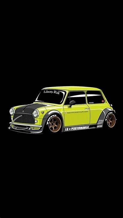 Mini Iphone Wallpapers Bean Mr Cooper Cars