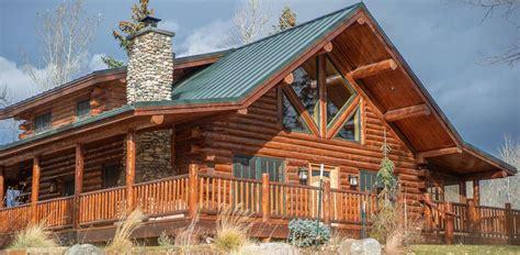 Meadowlark Log Homes