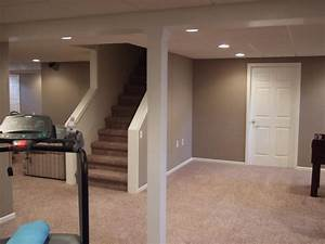 Finished Basement Ideas With Proper Furnishing Worth To Try
