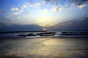 Blue Sunset Beaches