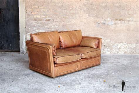canapé alsace canapé esprit desede cuir brun confortable gentlemen designers