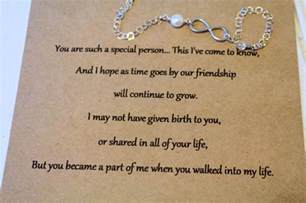 wedding gifts for stepchildren for my stepdaughter home bracelets infinity step infinity bracelet with