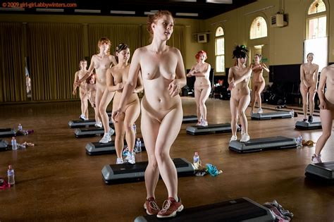 Australian Amateurs Doing Naked Step Aerobics Your Dirty Mind