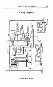 55 Chevy Sedan Wiring Diagram
