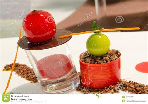 dessert de tomate cerise photo stock image 39768457
