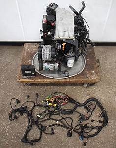 2 0 Aba Engine Motor Swap Vw Jetta Golf Gti Cabrio Mk1 Mk2