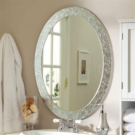 Grand Miroir Rond Mod 232 Les De Miroirs Ronds Pour La Salle De Bain Archzine Fr