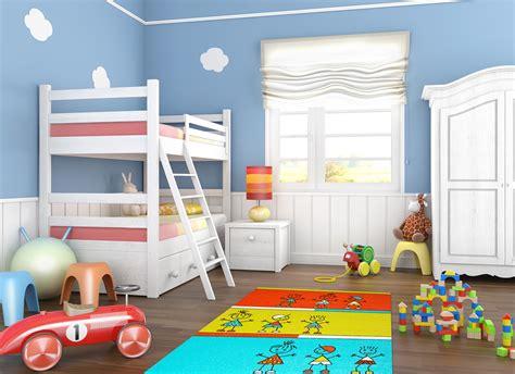 d馗o chambre d enfants tapis pour chambre d enfant vert family