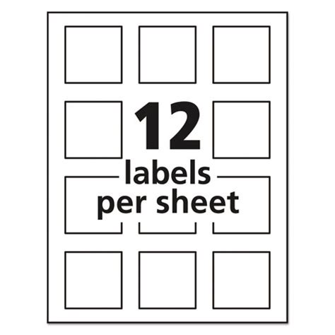 avery template 22806 avery 22806 labels