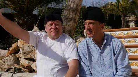 Flachwitz Vom Comedy-duo Messer