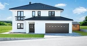 Stadtvilla Mit Garage : pin von larissa wirsching auf haus innenarchitektur in ~ A.2002-acura-tl-radio.info Haus und Dekorationen