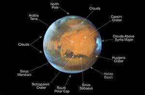 Hubble Team Releases Stunning New Image of Mars ...