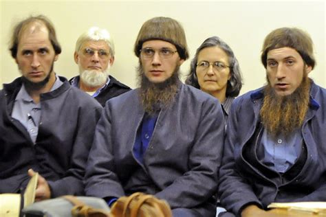 Renegade Amish Leader Sentenced to 15 Years for Conspiracy, Hate Crimes - WSJ
