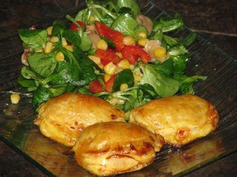 chausson cuisine recettes de chausson et jambon