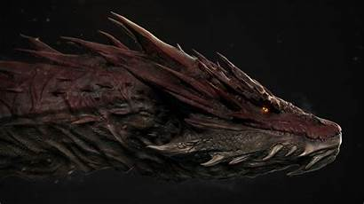 Smaug 3d Dragon Hobbit Zbrush Deviantart Castro