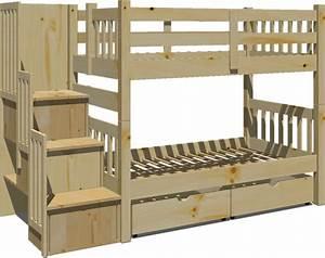 Lit Superposé Escalier : lits superposes 08 ~ Premium-room.com Idées de Décoration